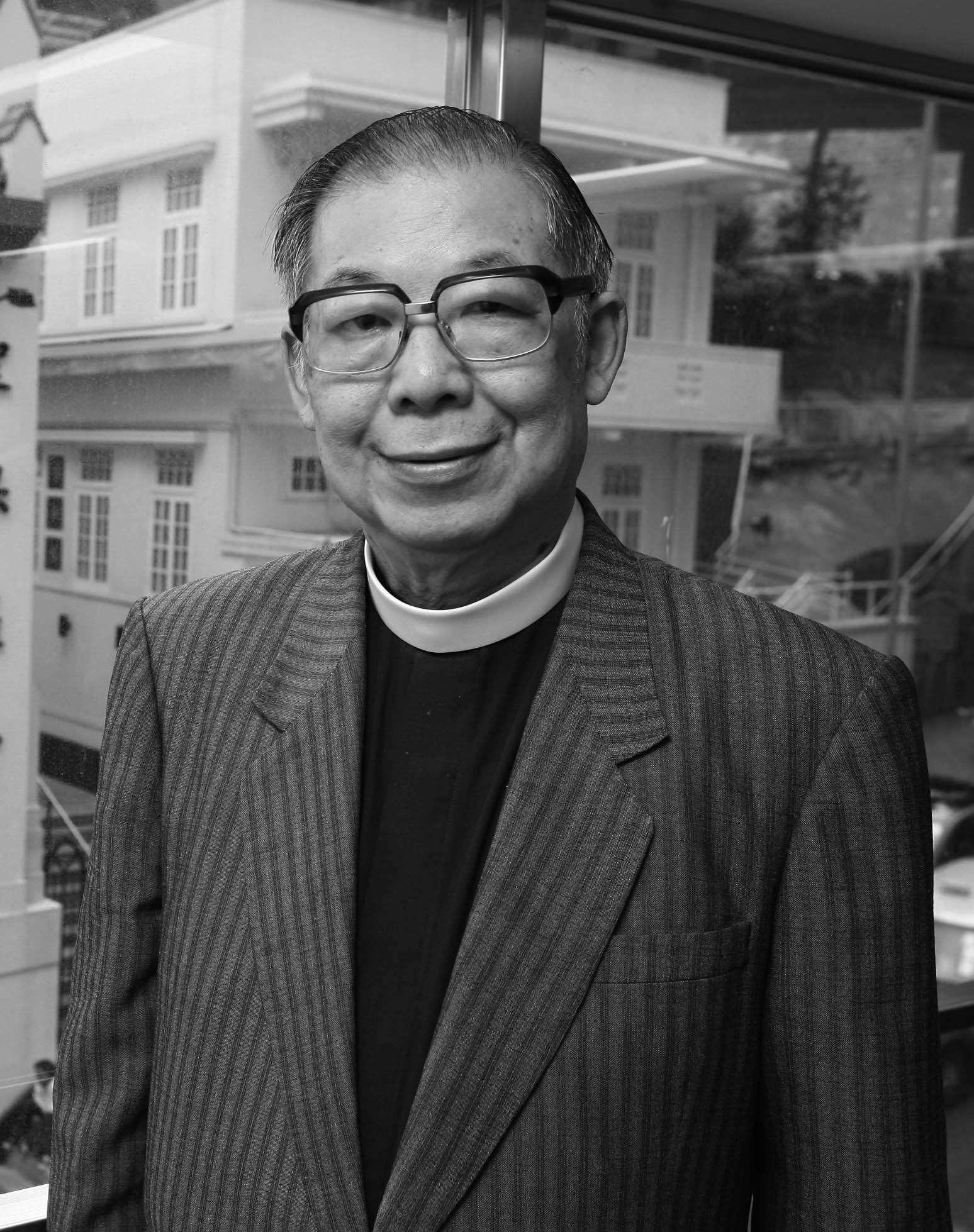 Andrew Kwong hong kong sheng kung hui weekly church news - the revd